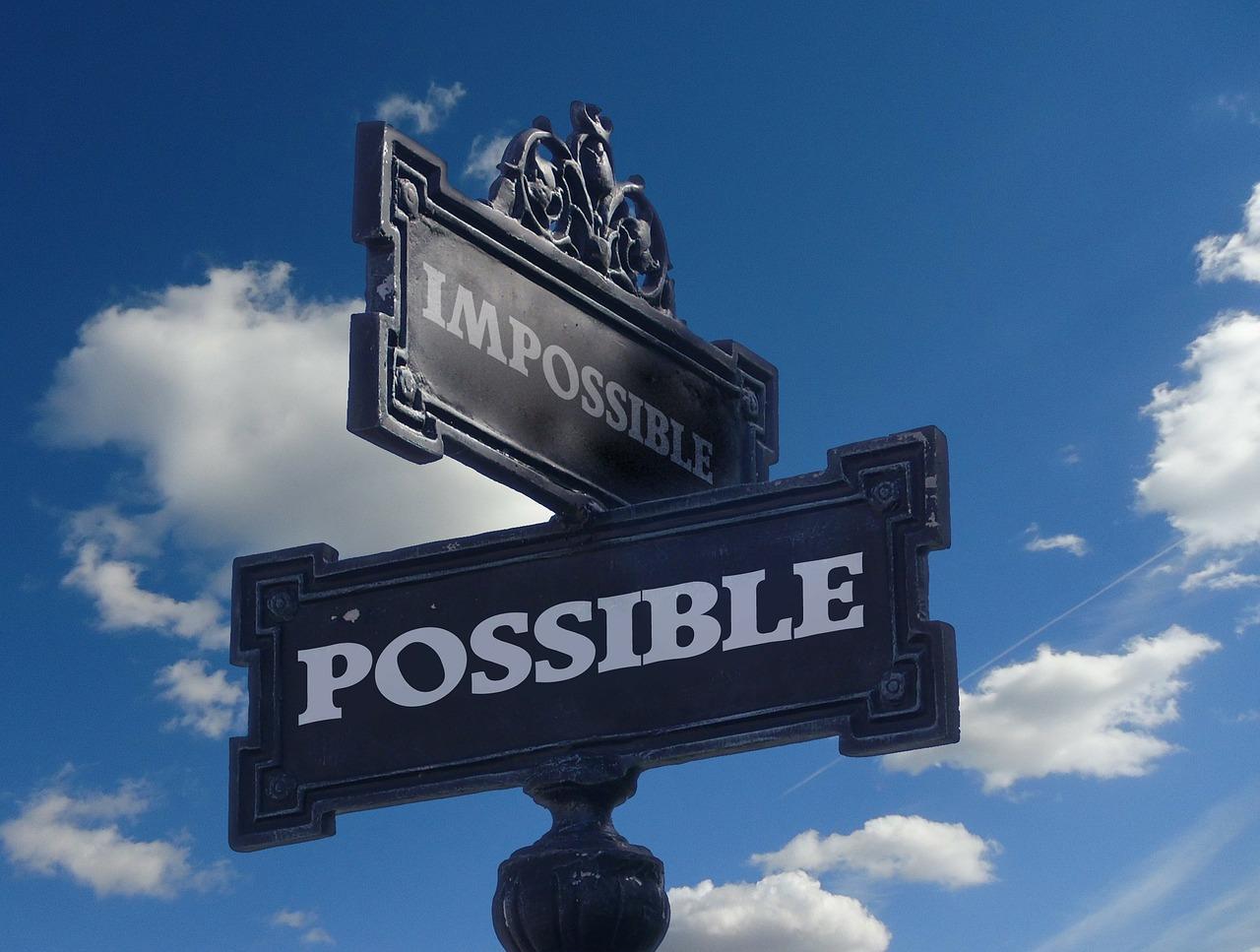 「できる」という言葉が我々を達成モードに変えていく